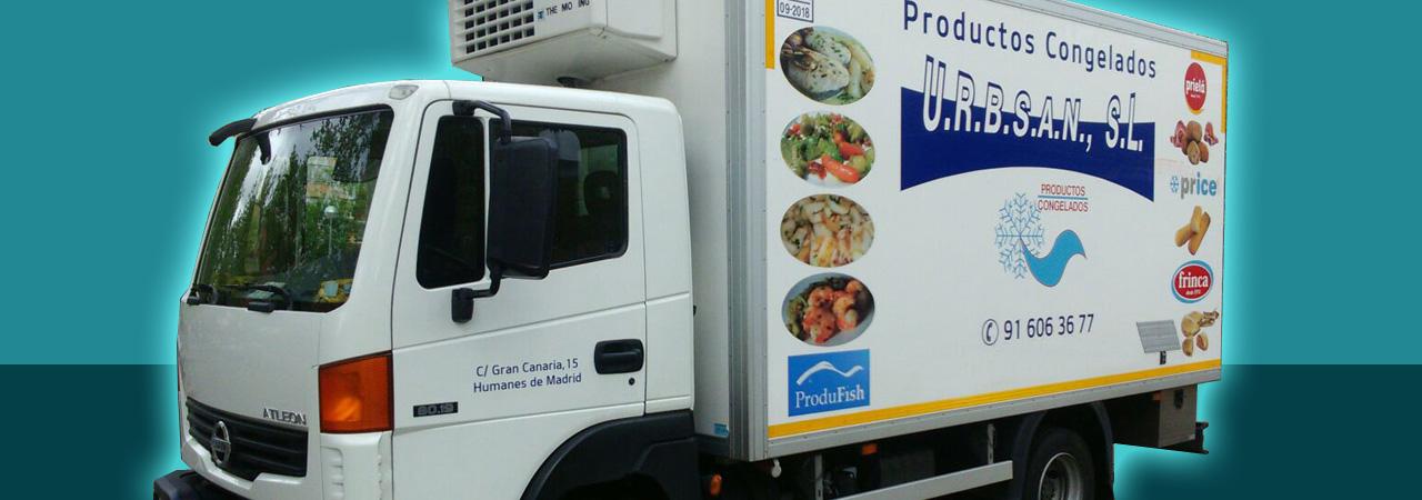 Distribuci n de productos congelados qui nes somos - Empresas de alimentos congelados ...